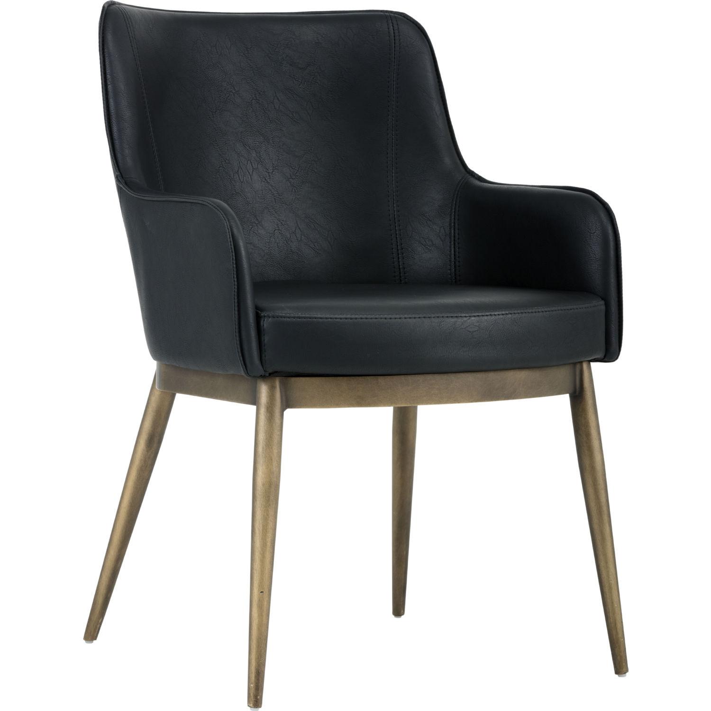 Sunpan Vintage Dining Chair Sunpan Imports 5587 Vintage