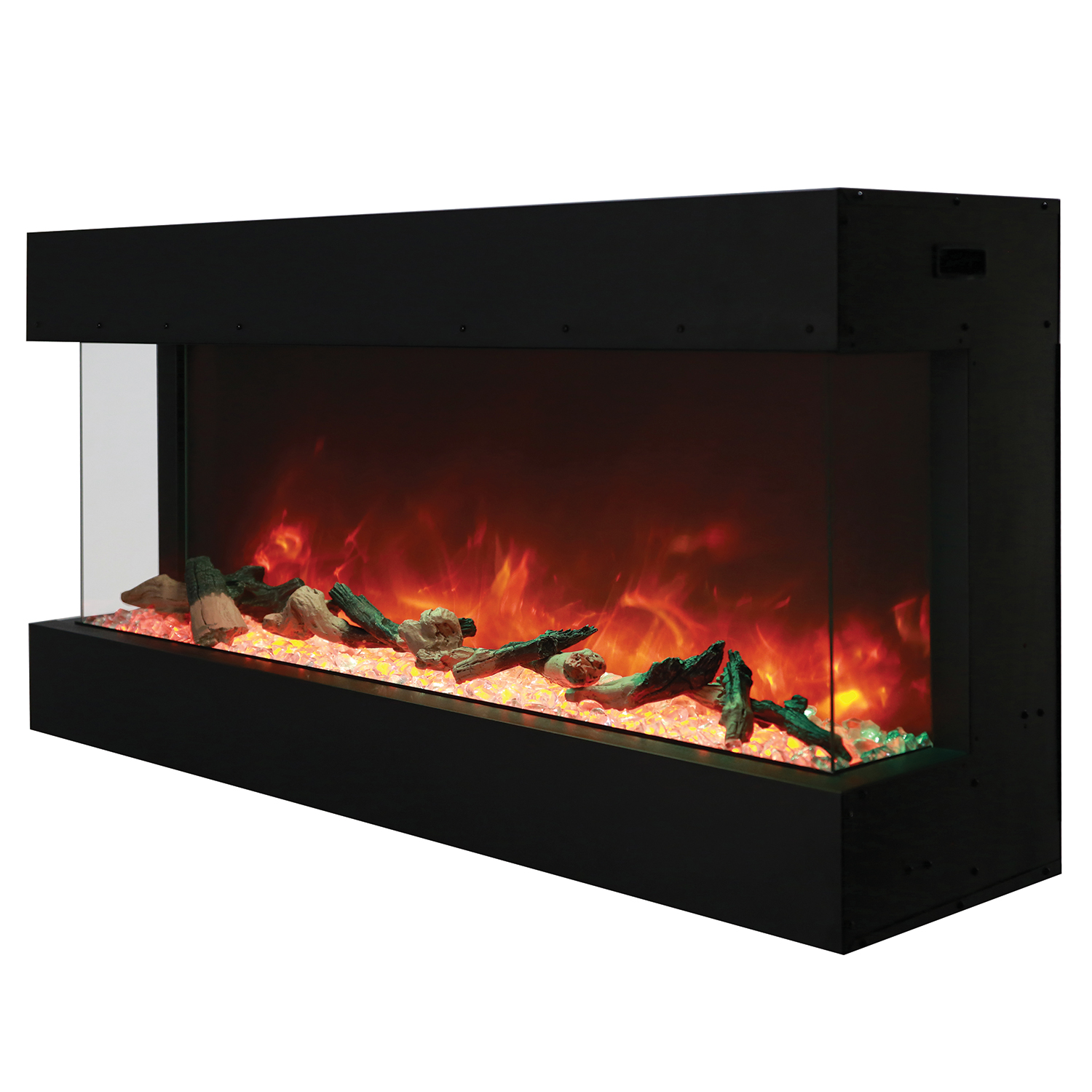 amantii contemporary electric fireplaces at dynamic home decor