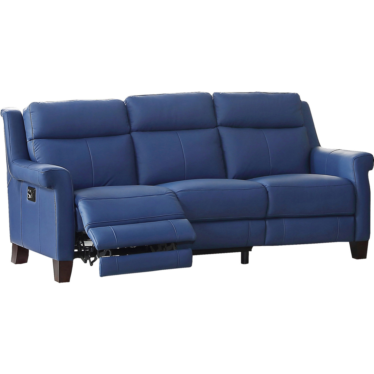 Amax Leather Dolceslc Dolce 100 Leather 3 Piece Set Power  ~ Leggett And Platt Leather Recliner Sofa