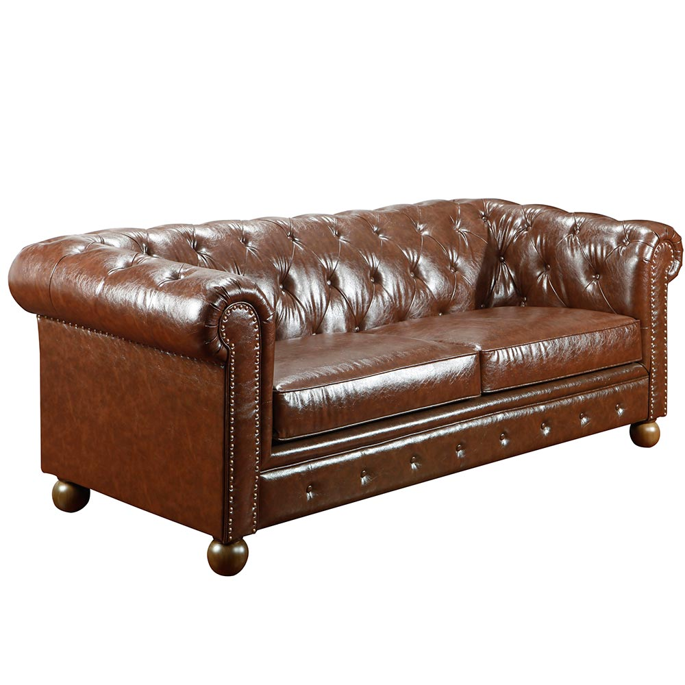 armen living tufted chaise