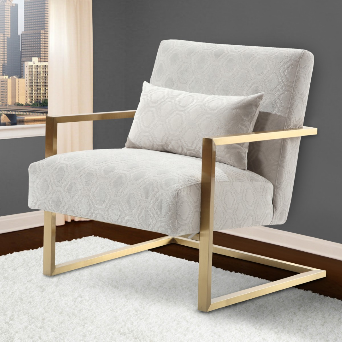 Cool Modern Accent Chair Design
