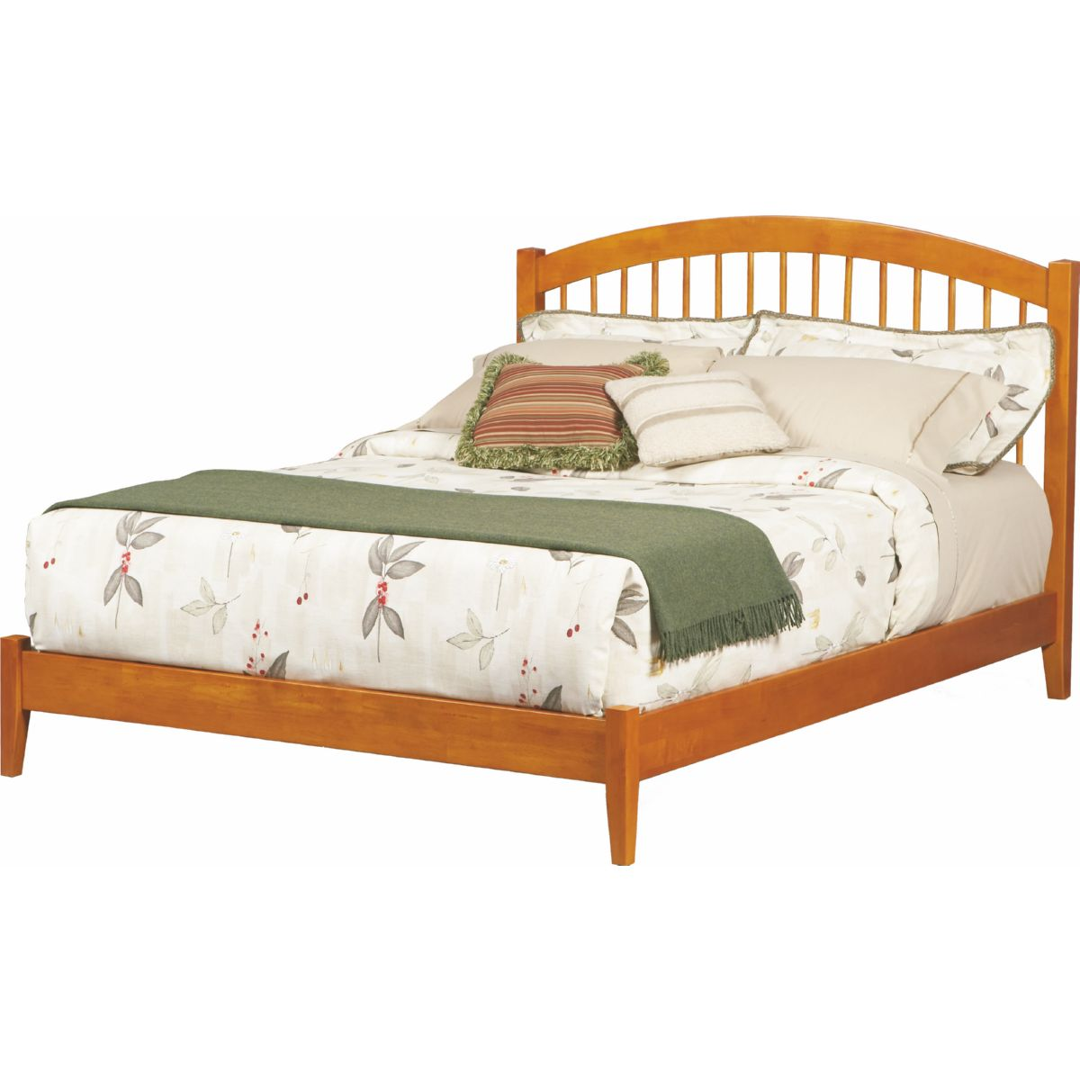 Atlantic Furniture Ap9431007 Windsor Full Bed W Open