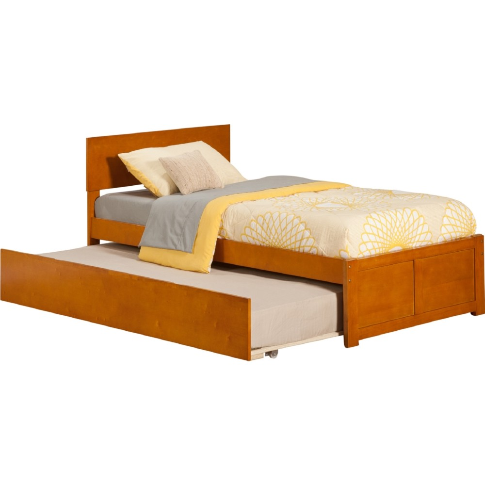 Atlantic furniture ar8122017 orlando twin bed w flat for Urban home beds