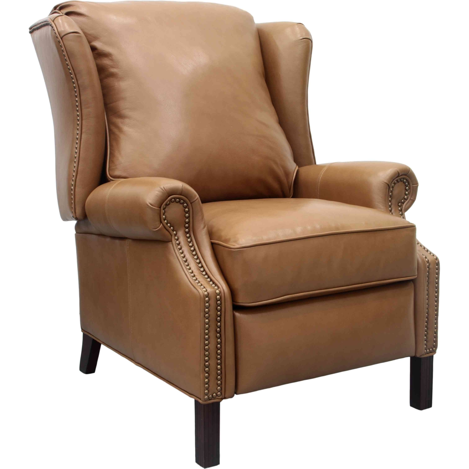 Woodland Recliner in Shoreham Ponytail Leather  sc 1 st  Dynamic Home Decor & BarcaLounger 7-3163-5700-86 Woodland Recliner in Shoreham Ponytail ... islam-shia.org