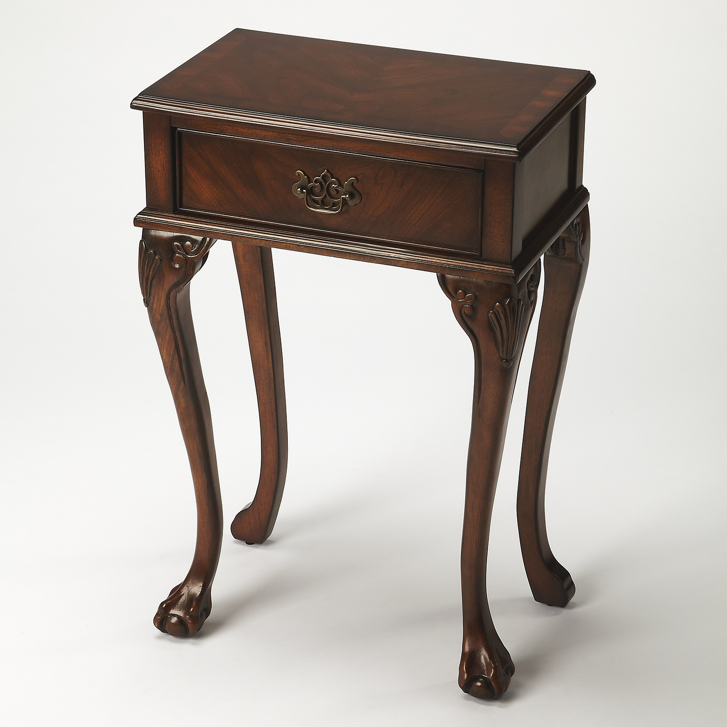 Dumont Plantation Cherry Console Table By Butler Specialty