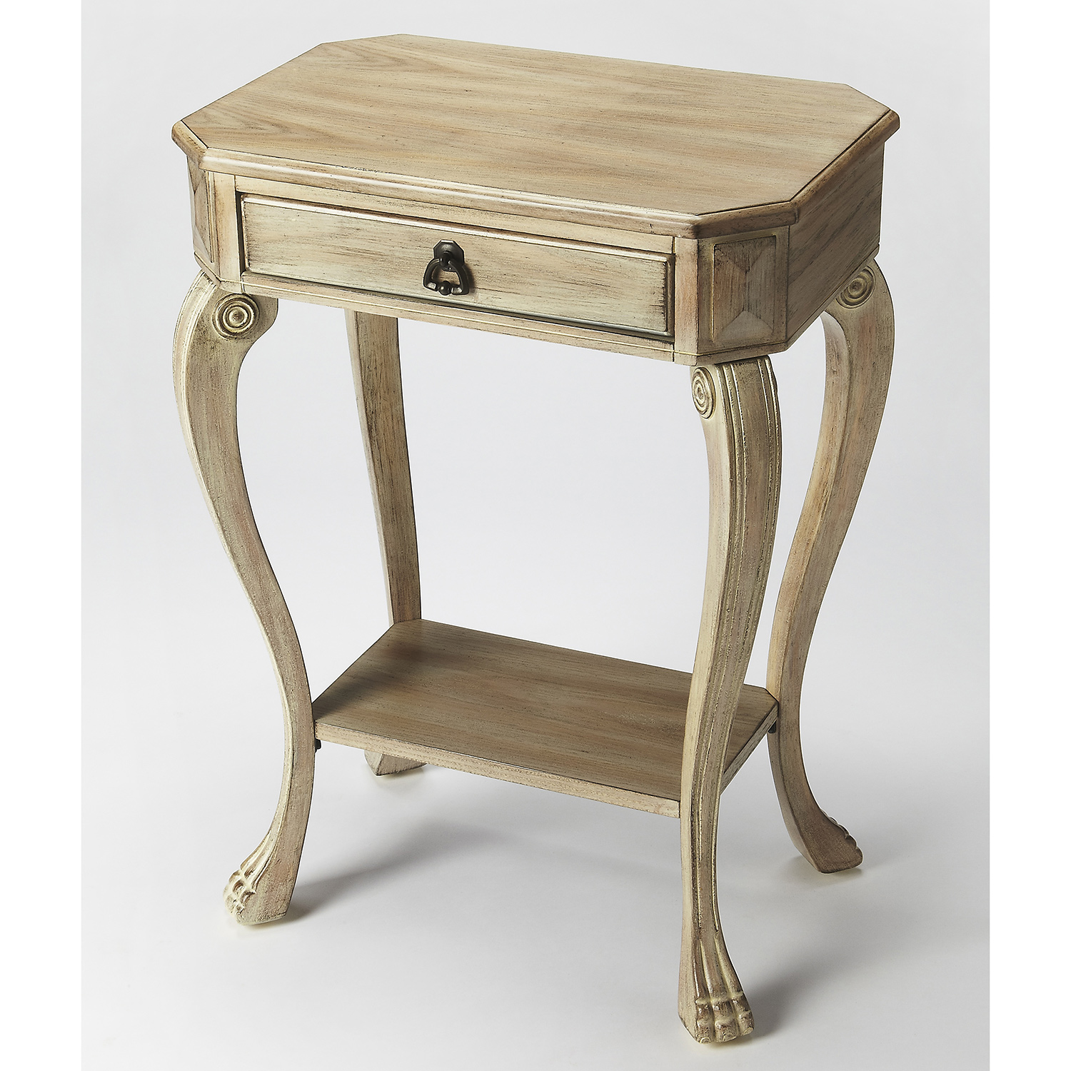 Butler specialty 5021247 channing driftwood console table channing driftwood console table geotapseo Images