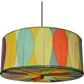 Eangee home design unique fair trade green lighting products at hanging drum pendant lamp in multi audiocablefo