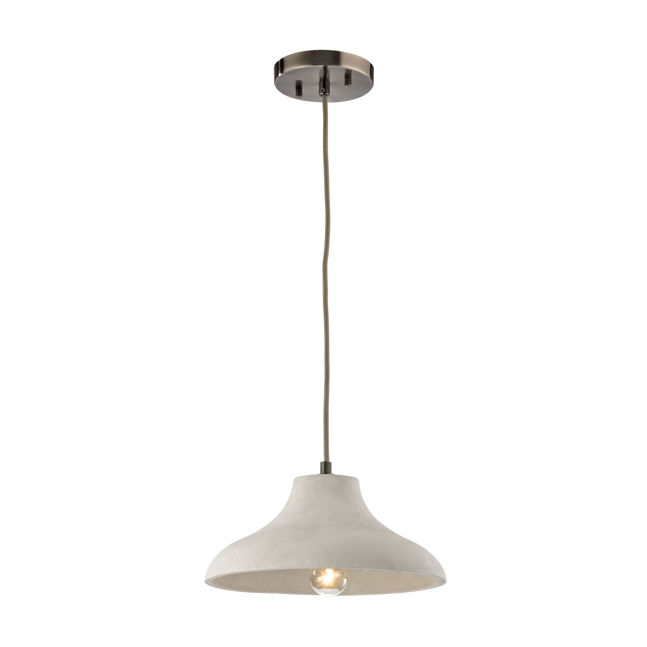 ELK Lighting 45333-1 Urban Form 1 Light Ceiling Pendant