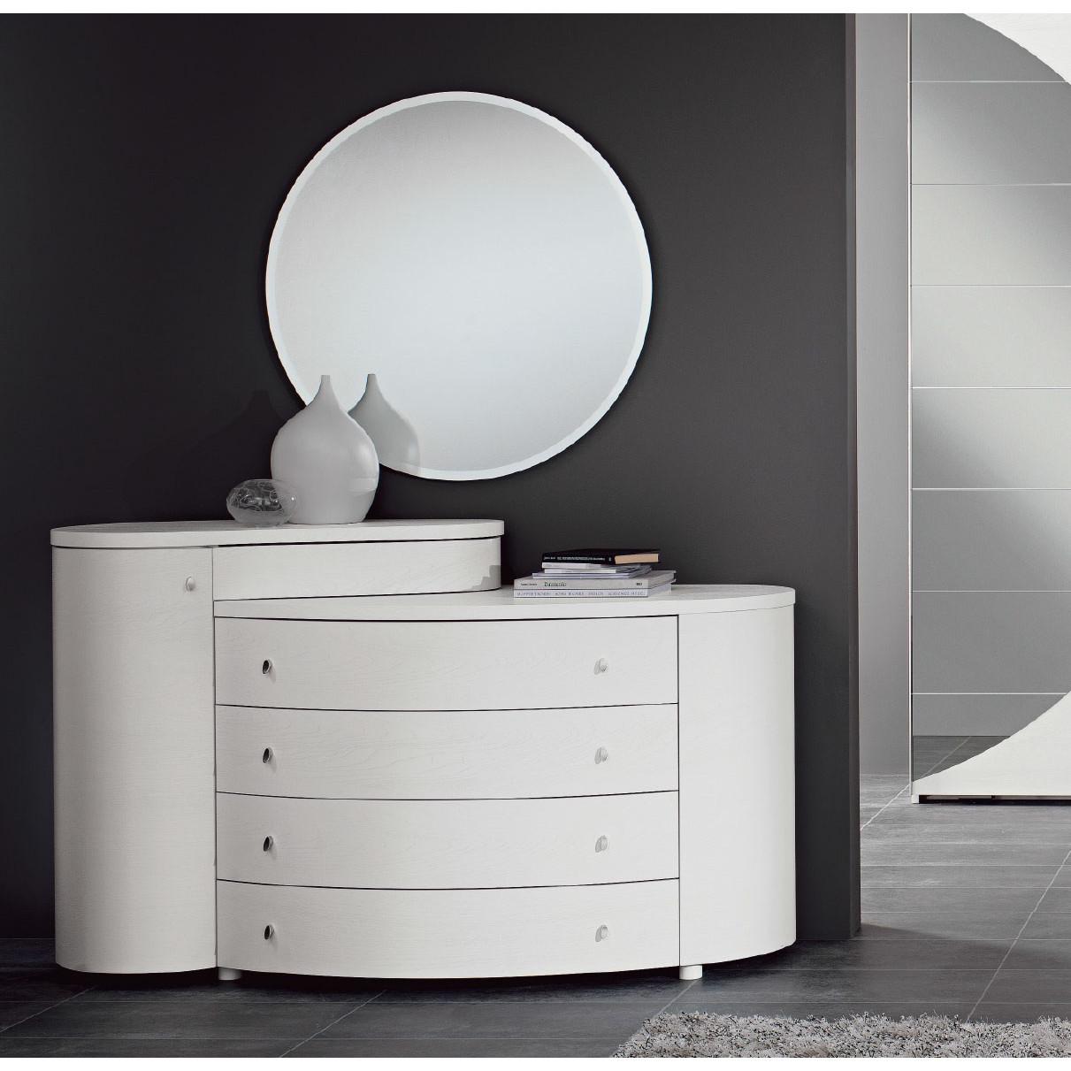 ESF Furniture Imports TANGODRESSER Tango Dresser In Matte