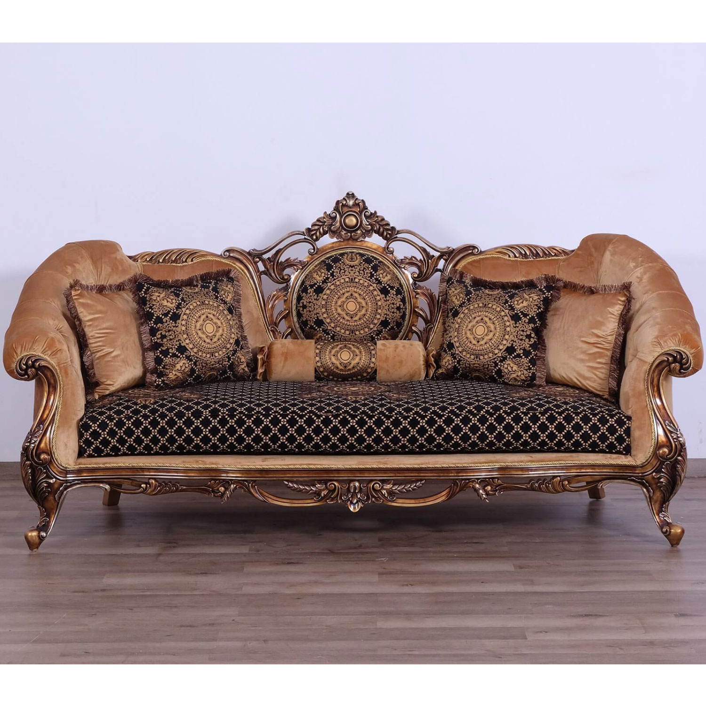Luxury Furniture 44697 S Roa Sofa