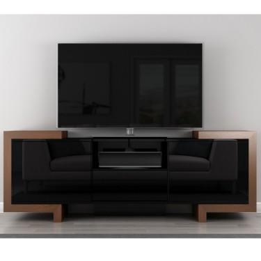 75 tv stand. Furnitech FT75FA 75\ 75 Tv Stand O