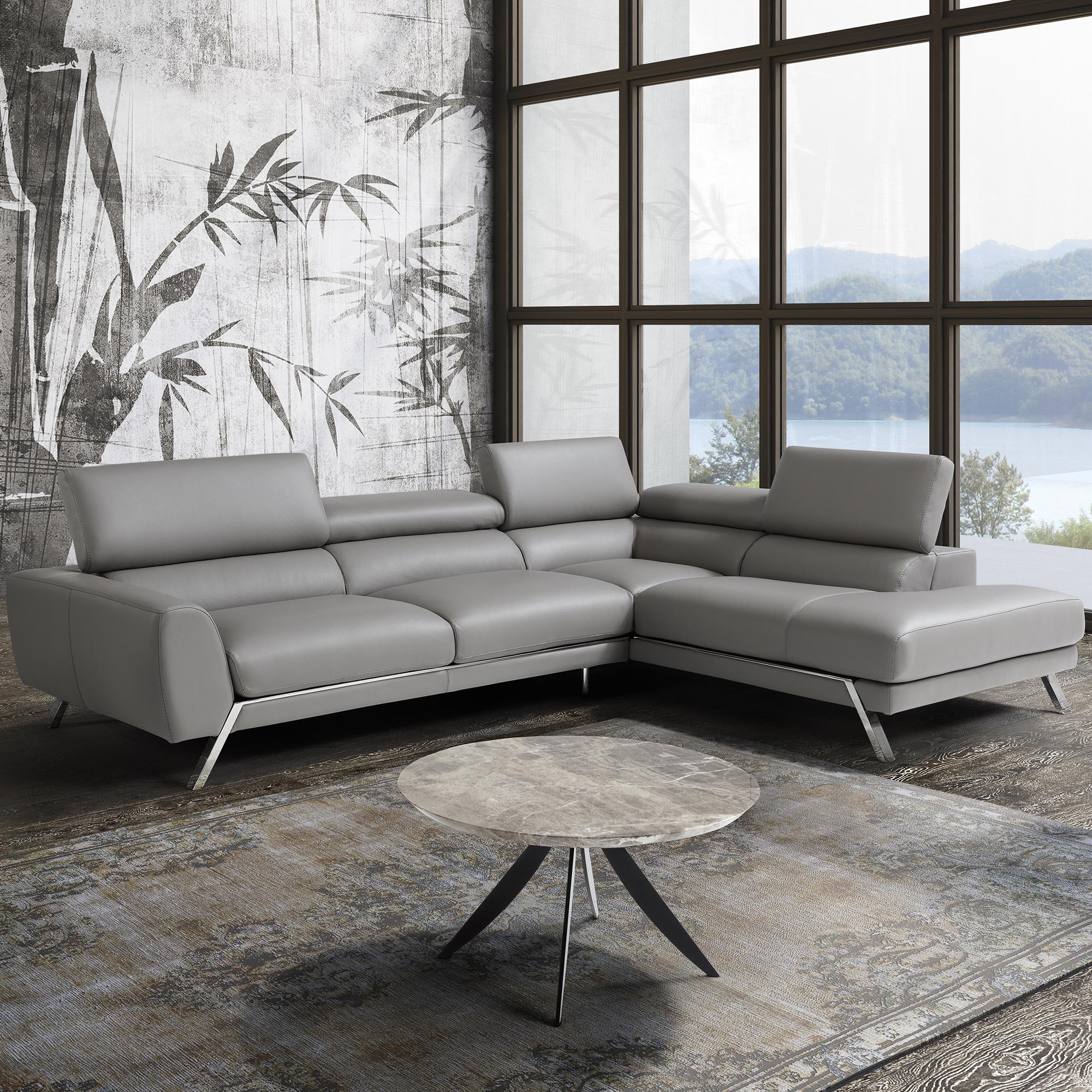 JM Furnishings RHFC Mood Motion Sectional Sofa w Right