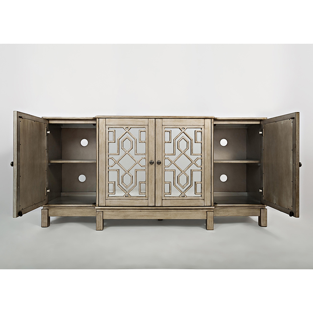 Popular 225 List Silver Tv Console