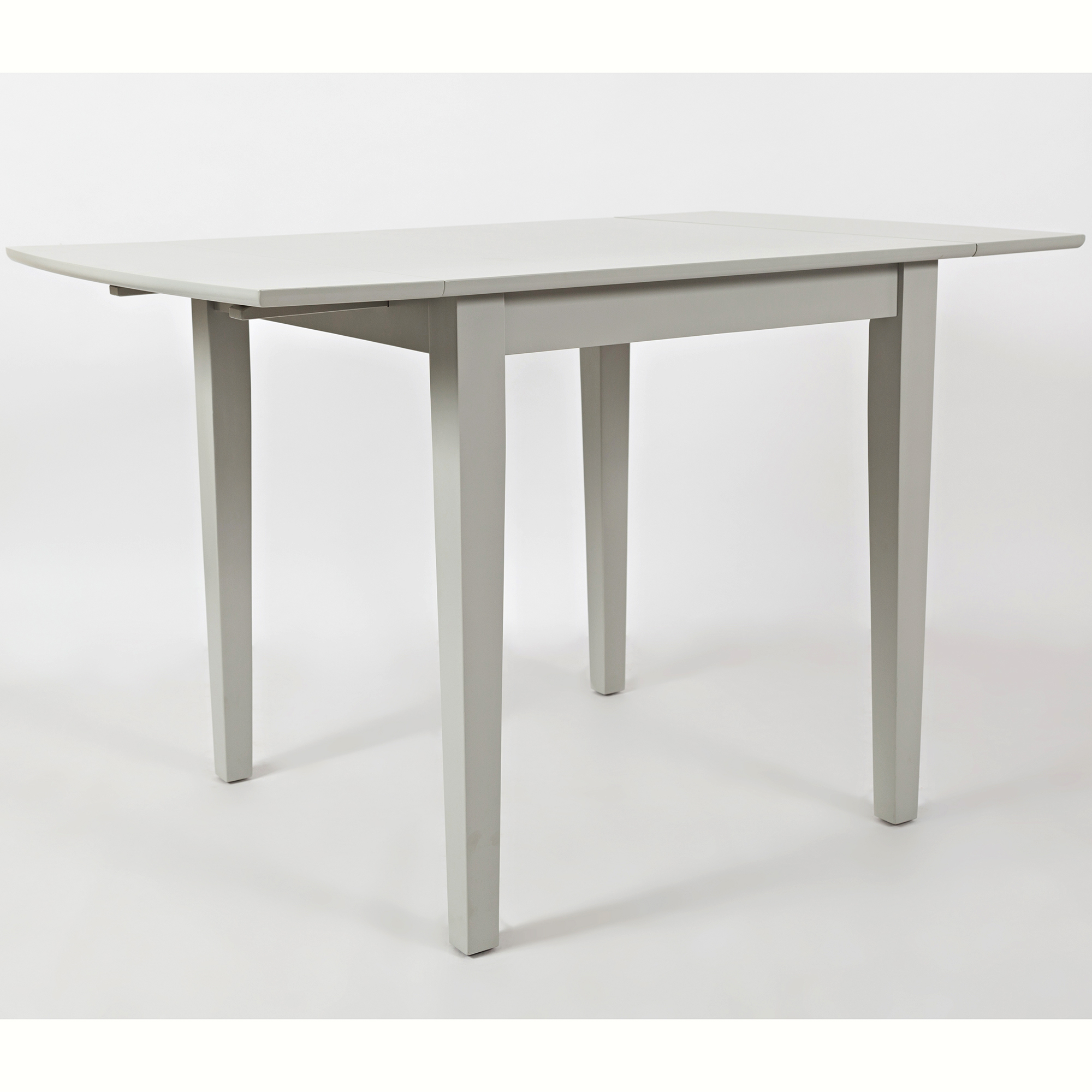 Jofran 1639 48 Everyday Classics Double Drop Leaf Dining Table in Dove