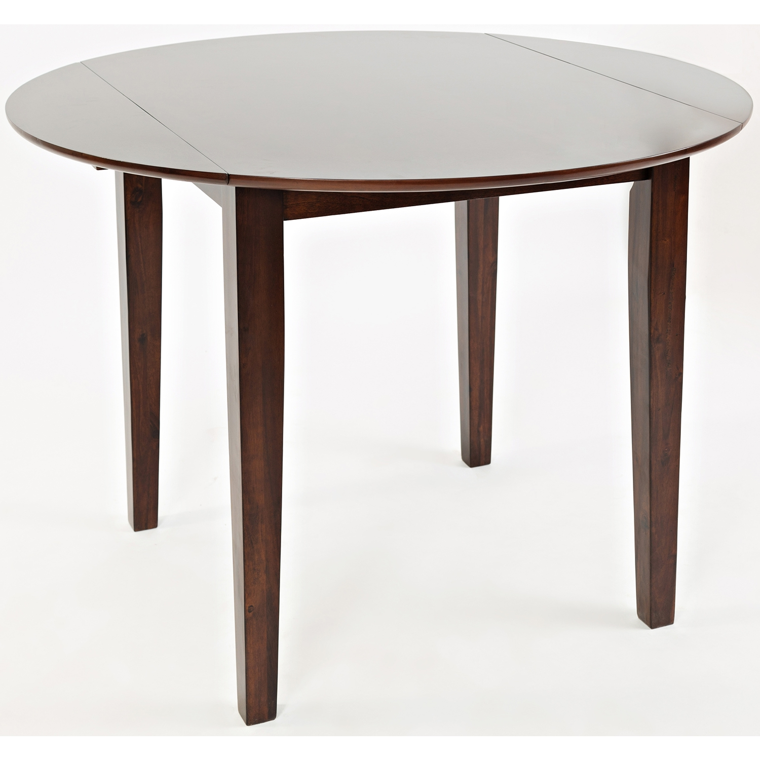 """Jofran 1659 42 Everyday Classics 42"""" Round Drop Leaf Dining Table"""