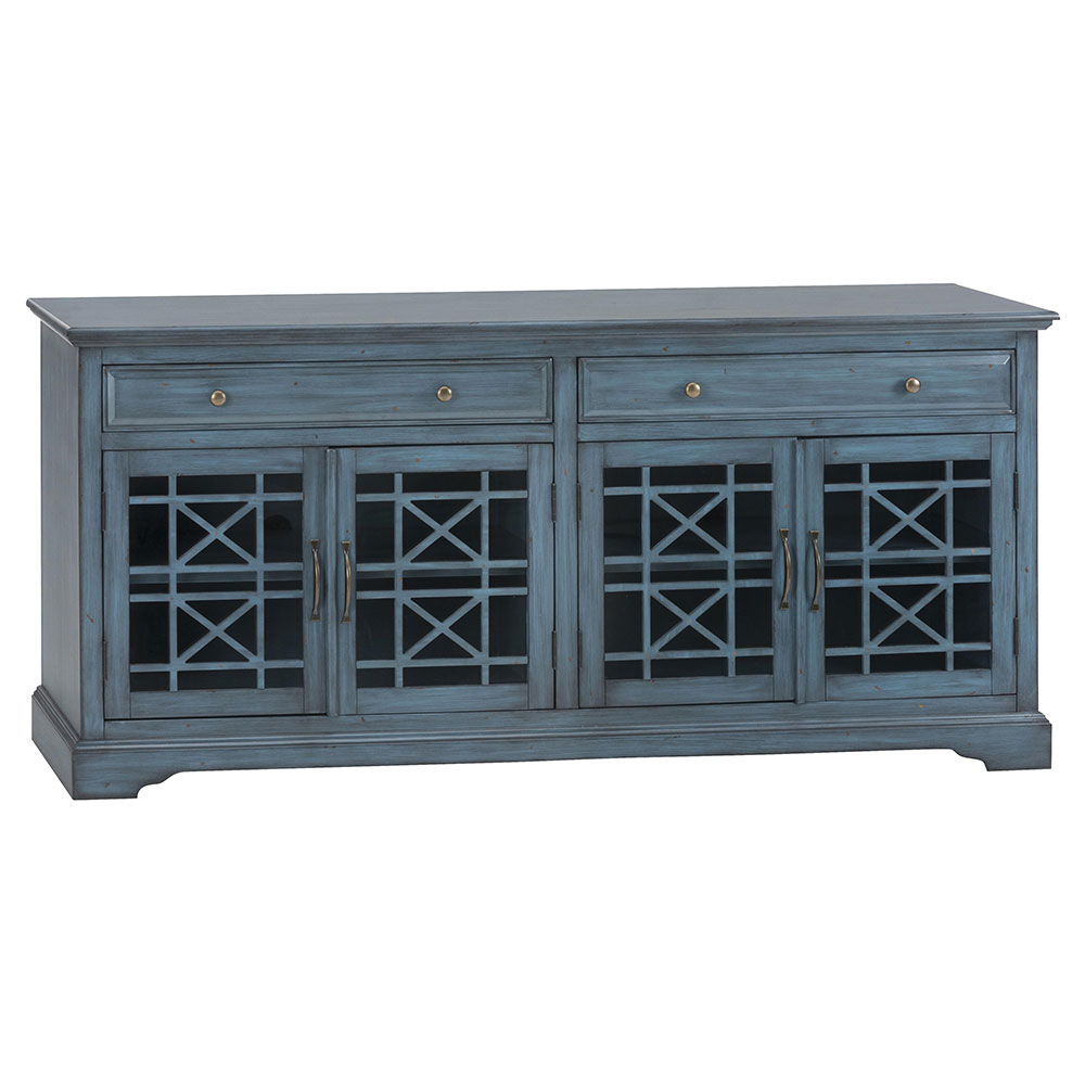 Jofran 175 9 Craftsman Antique 70 Quot Tv Stand Media Unit W