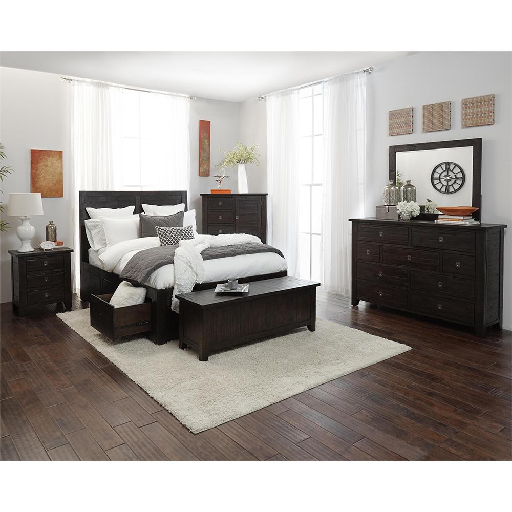 Kona Grove 6 Piece King Bedroom Set by Jofran