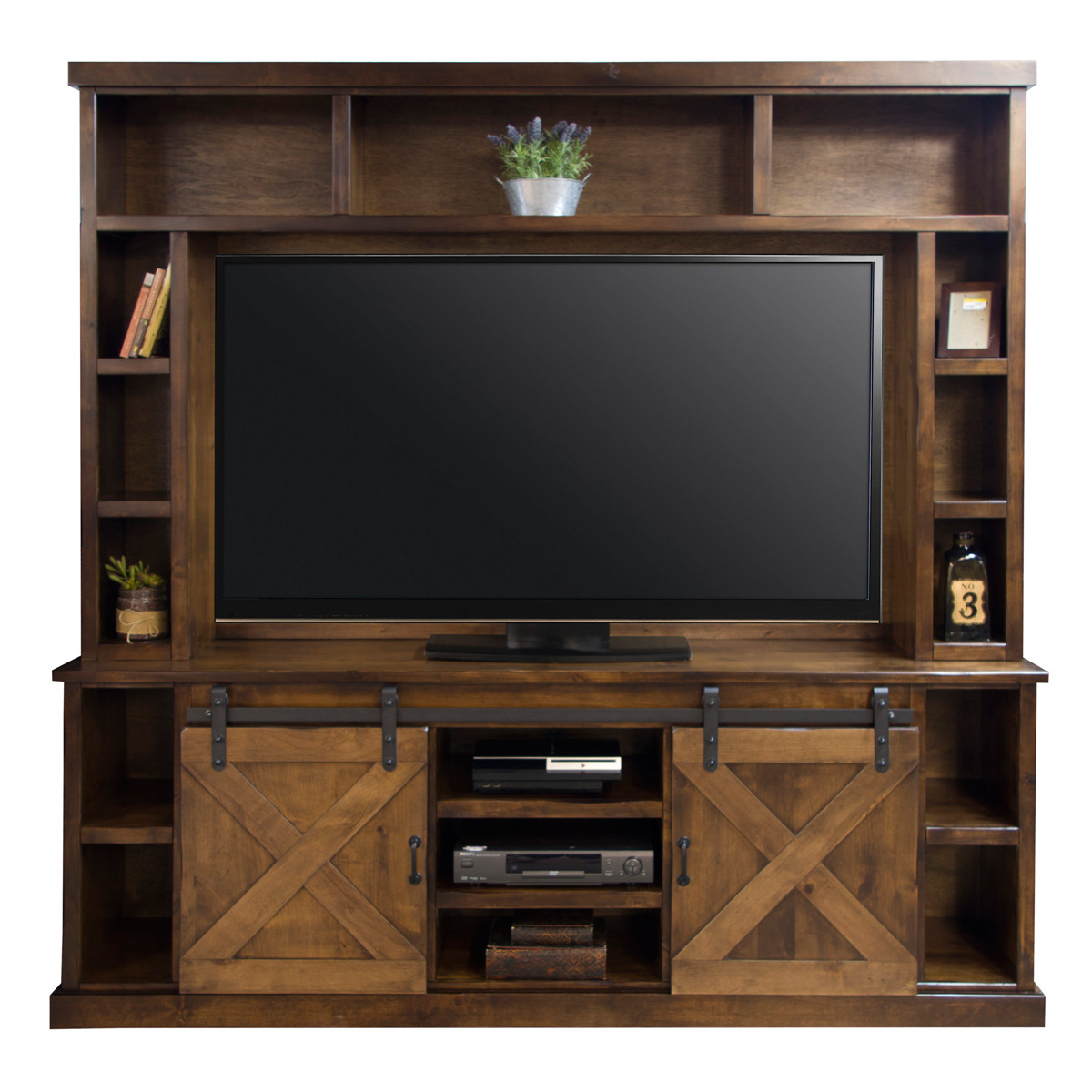Legends Furniture Fh1415 1915 Farmhouse 85 Quot Entertainment