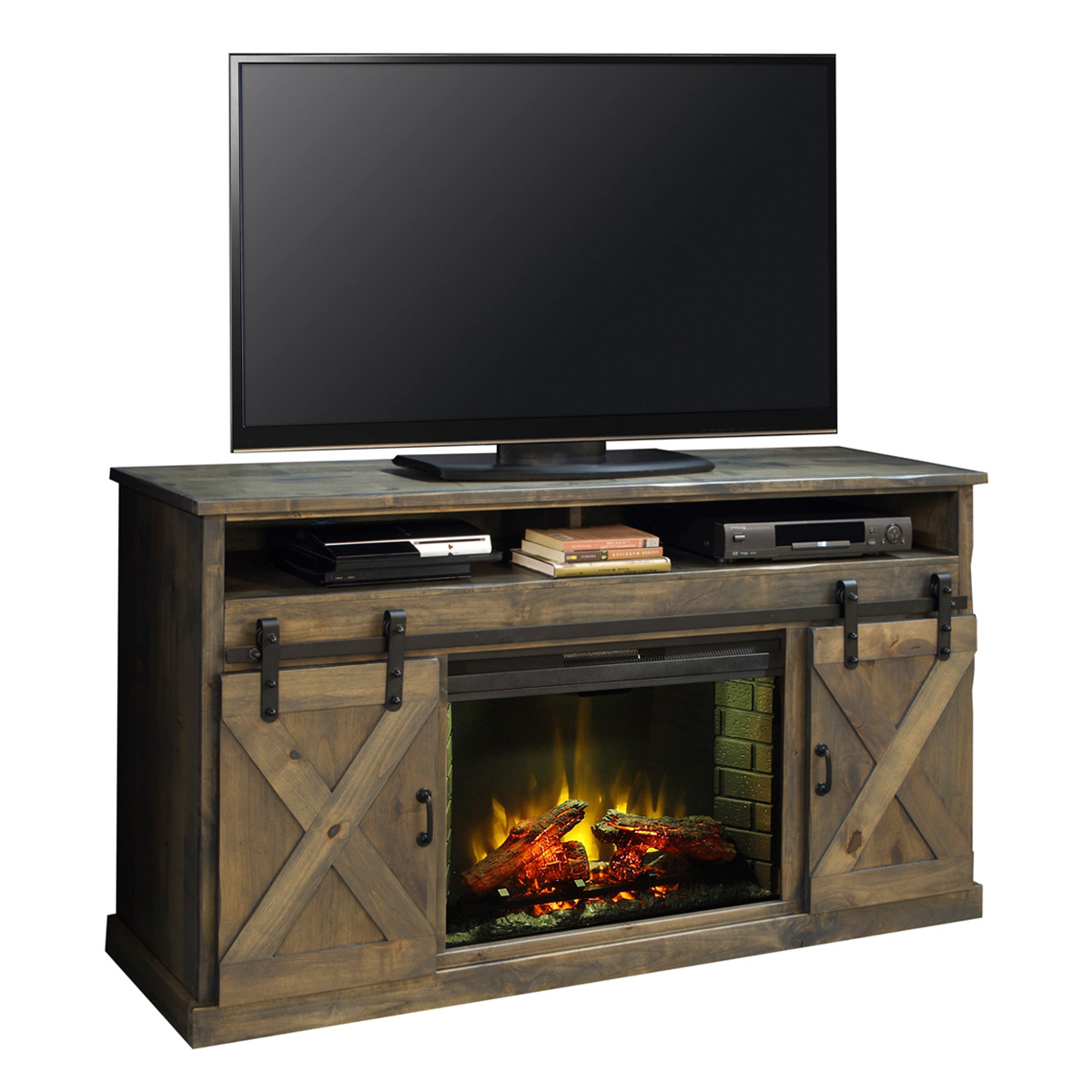 dealer stands furniture stand product with w wfireplace oh fireplace ashley tv mentor store frantin best