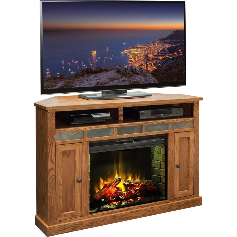 Legends Furniture Oc5102 Gdo Oak Creek 56 Quot Corner