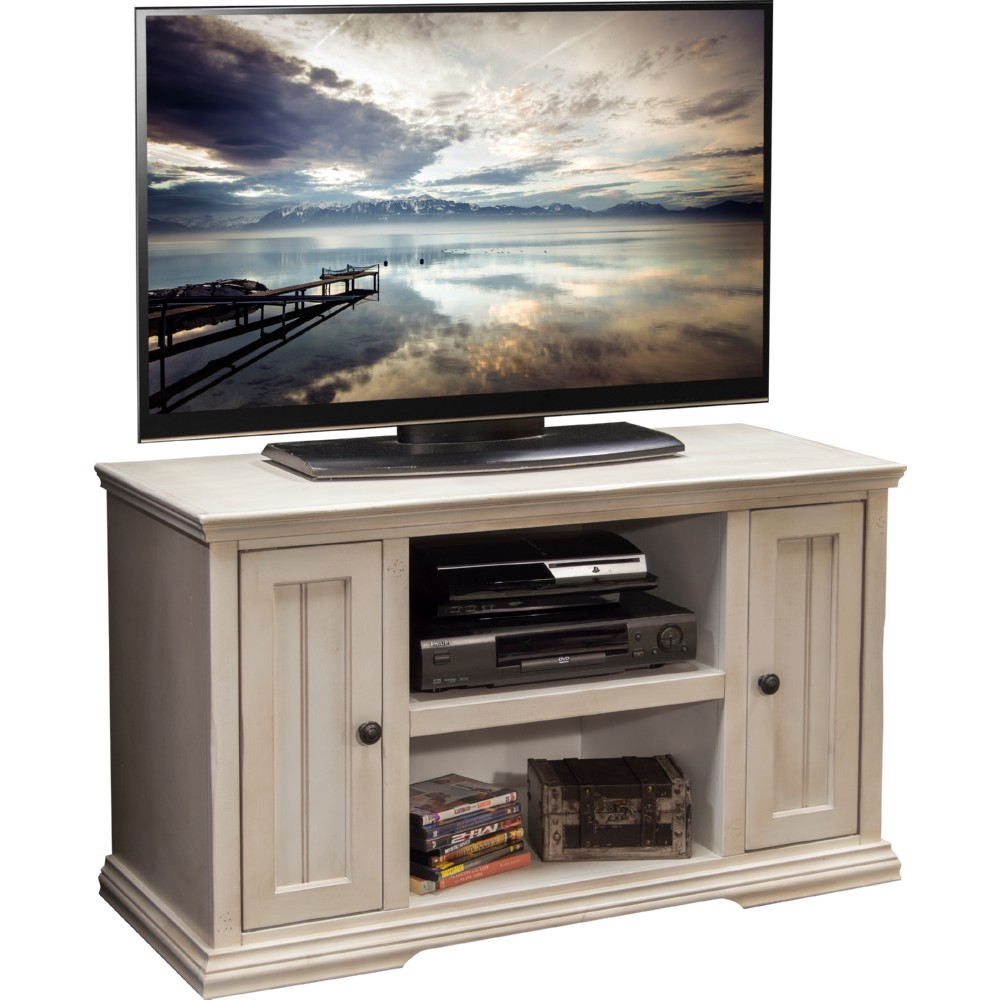 """Legends Furniture RT1226.ATW Riverton 44"""" TV Stand In"""