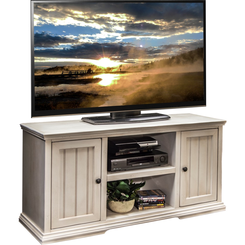 """Legends Furniture RT1227.ATW Riverton 54"""" TV Stand In"""