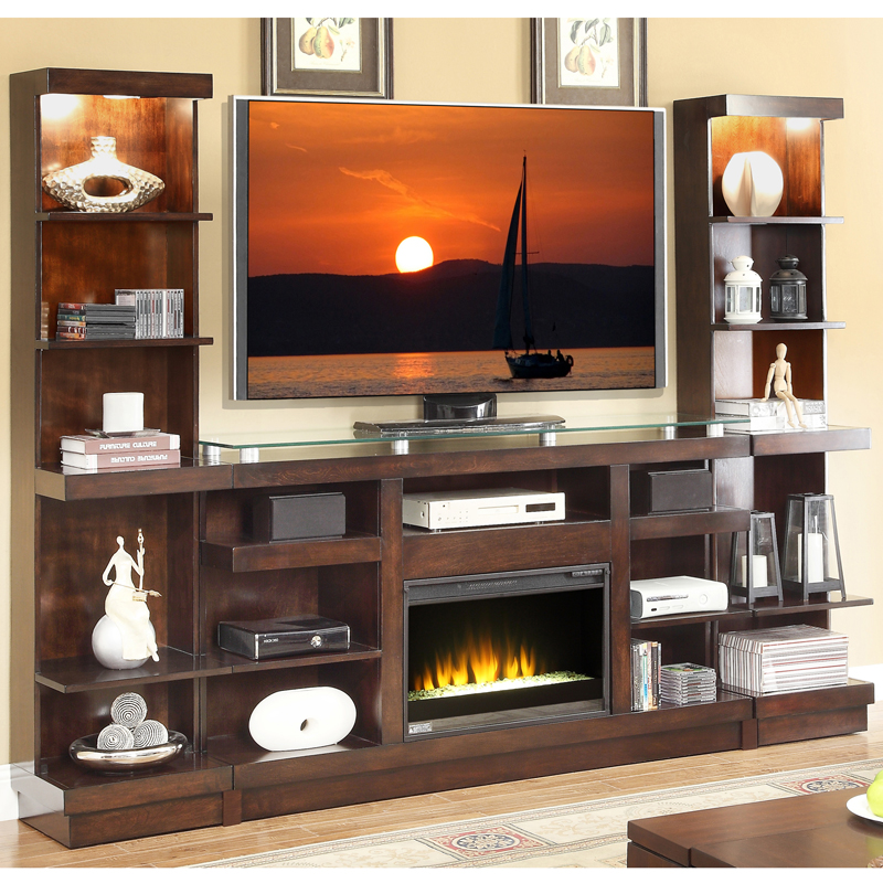 Home Decorators Collection Coupon Free Shipping: Legends ZNOV-1965-3000 Novella 3 Piece Entertainment Wall