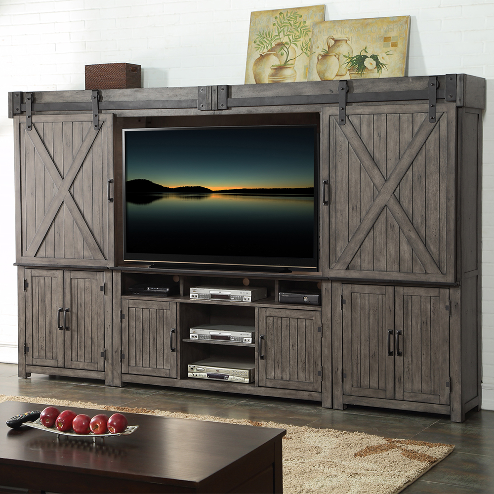 Coupons For Walmart Furniture: Legends ZSTR-1000-2001-2002-2x3000 Storehouse 5 Piece Wall