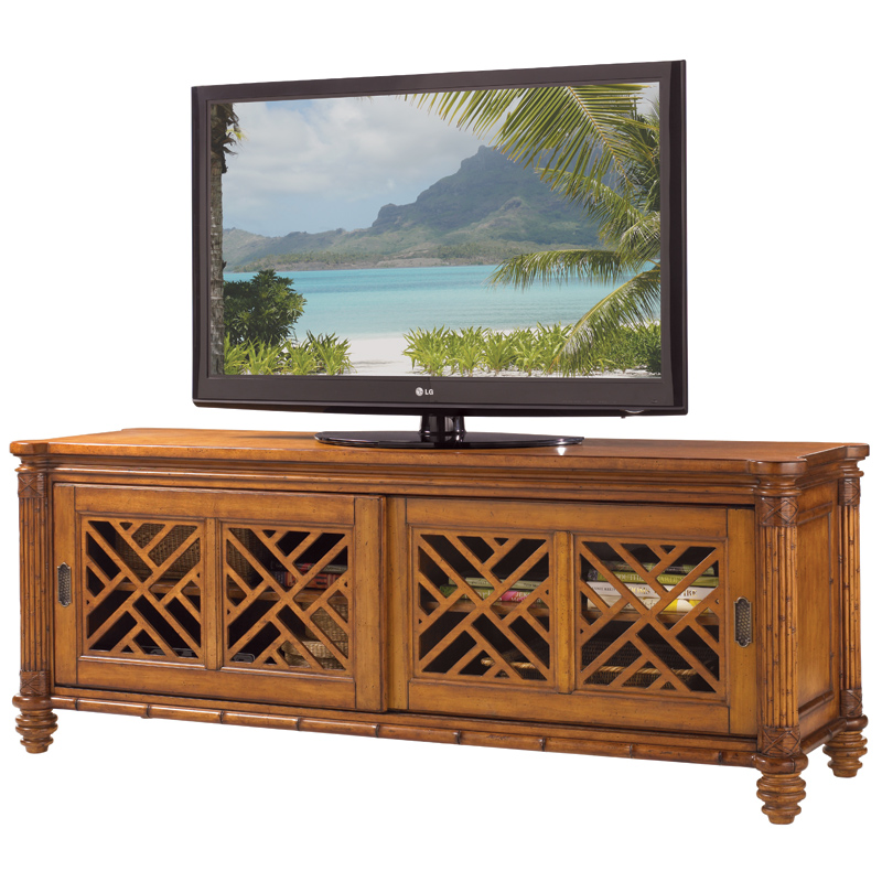 Tommy Bahama Home 531 909 Nevis 74 Quot Tv Stand Entertainment