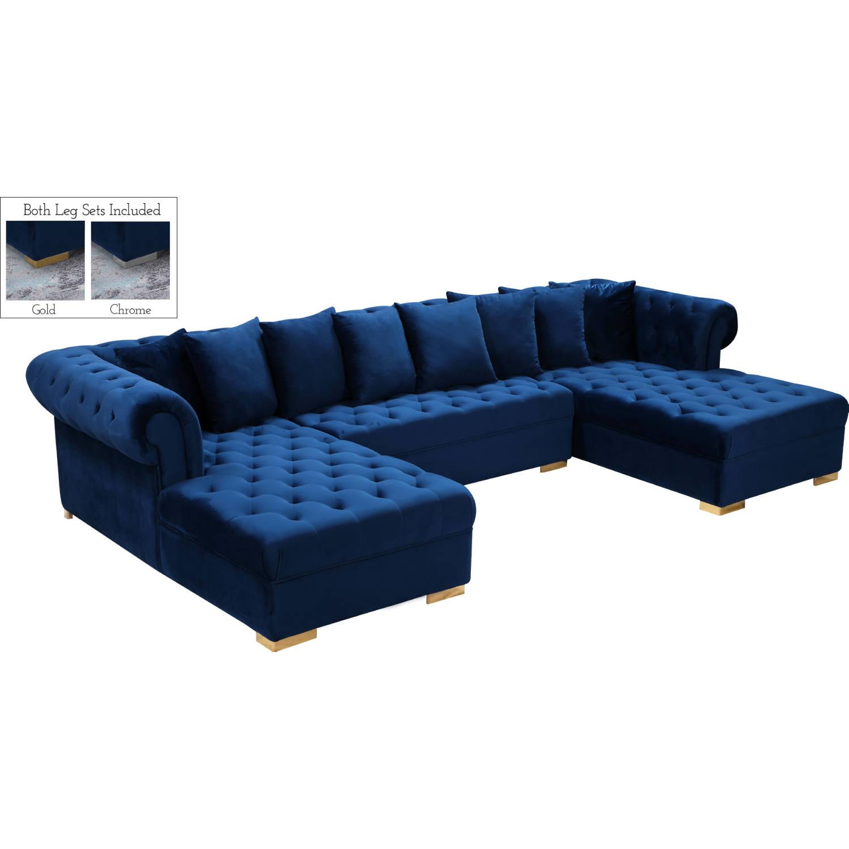 Presley 3 Piece Sectional Sofa