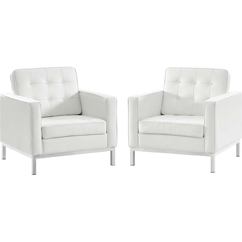 Modway Eei 3103 Whi Set Loft Arm Chair