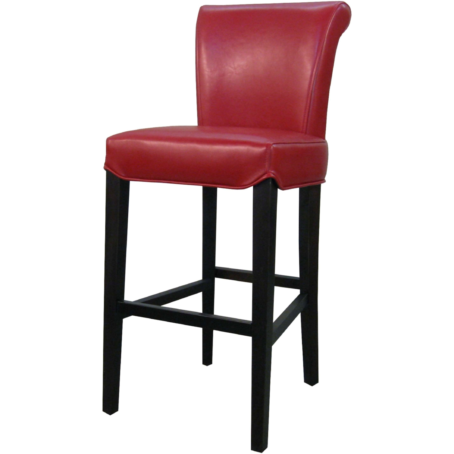 New Pacific Direct 1485 67 Bentley Bar Stool In Red Bi