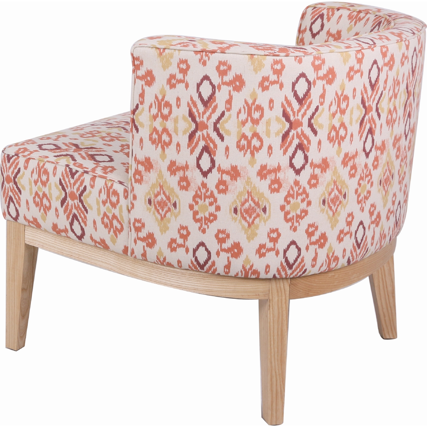 New Pacific Direct 156 Galen Low Back Accent Chair in