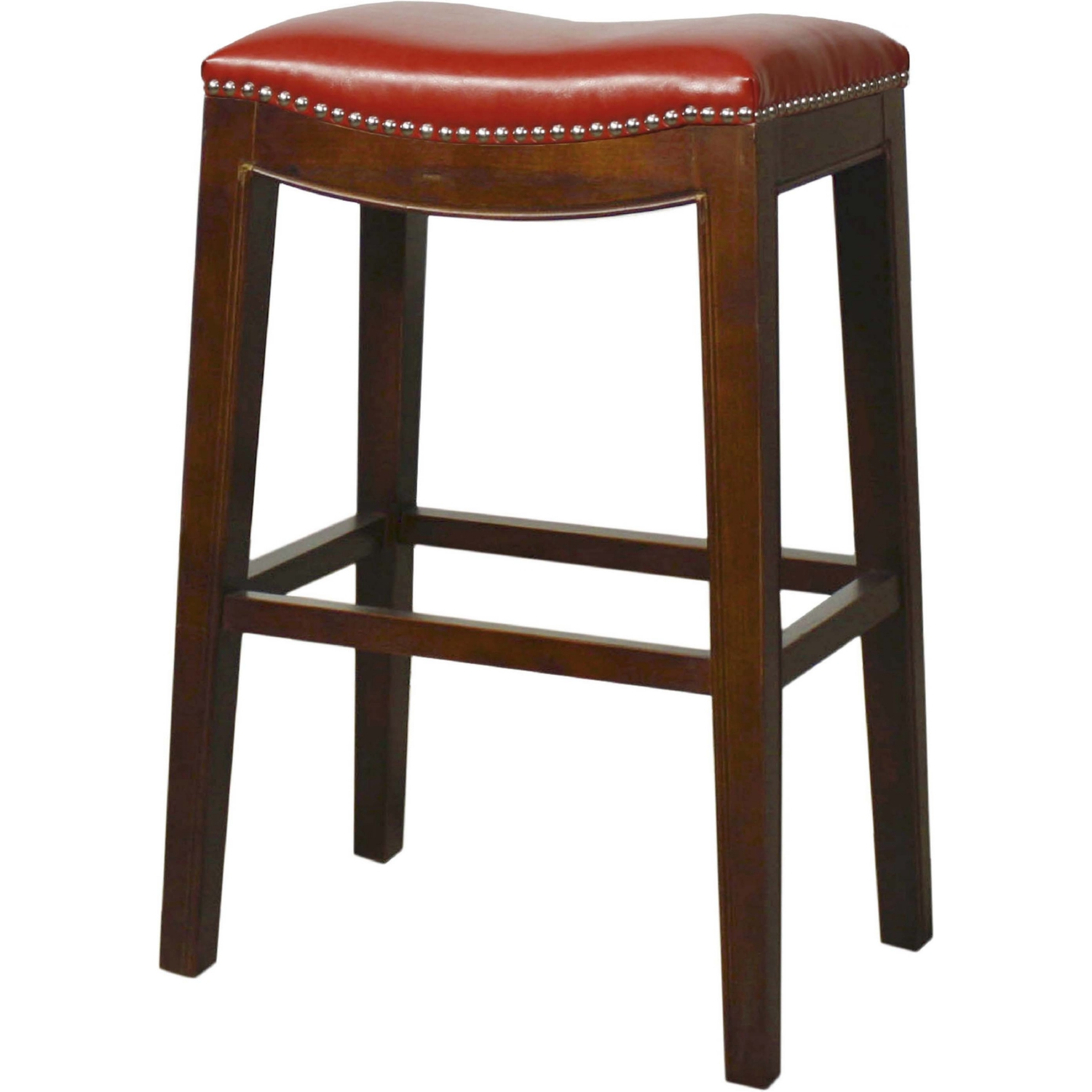New Pacific Direct 358631b 67 Elmo Bar Stool In Red Bonded