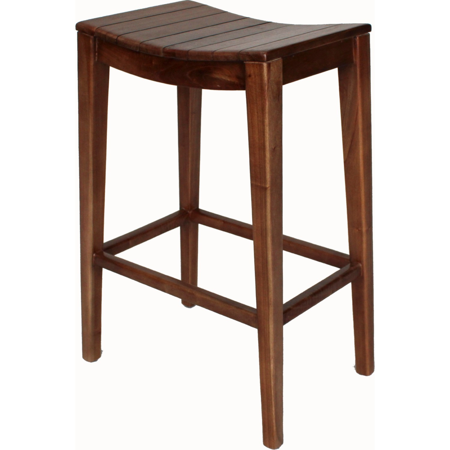 New Pacific Direct 6600011 Elmo Bar Stool In Amber Mindi Wood