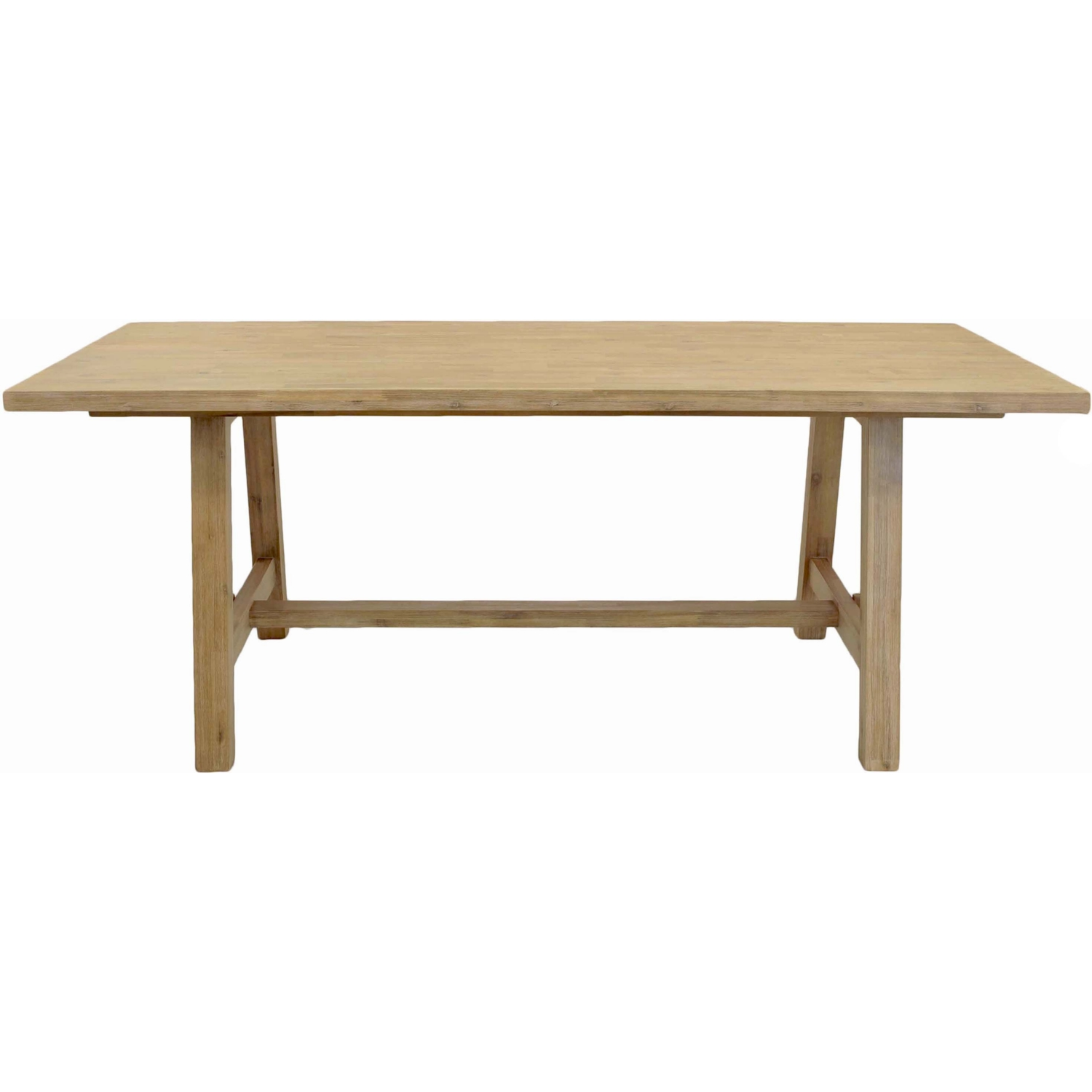 """New Pacific Direct 85 Bedford 79"""" Rectangular Dining Table"""