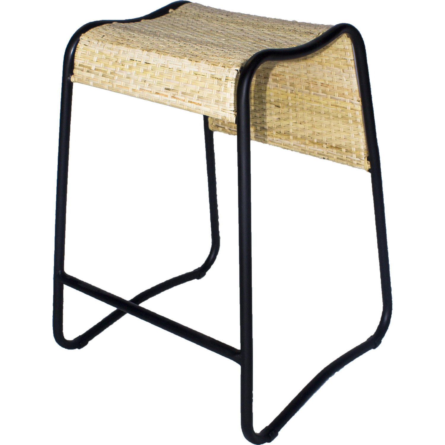New Pacific Direct 6600014 Kimi 25 Counter Stool In Natural Rattan