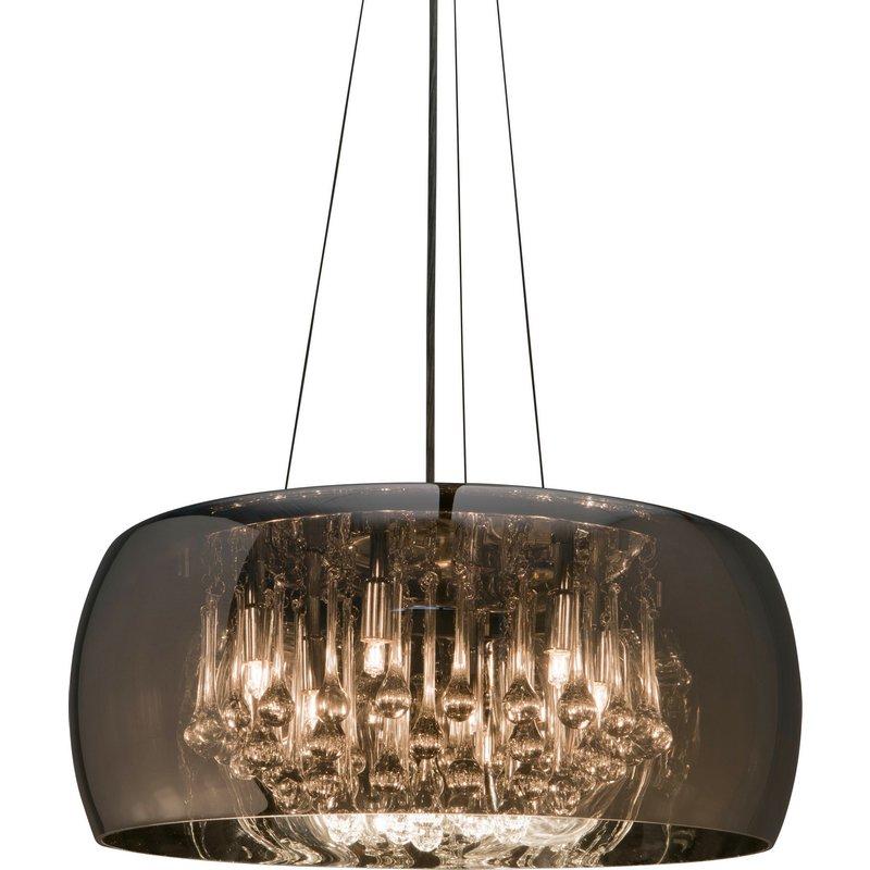 nuevo modern furniture hgho150 alain 19 pendant lamp vacuum plated