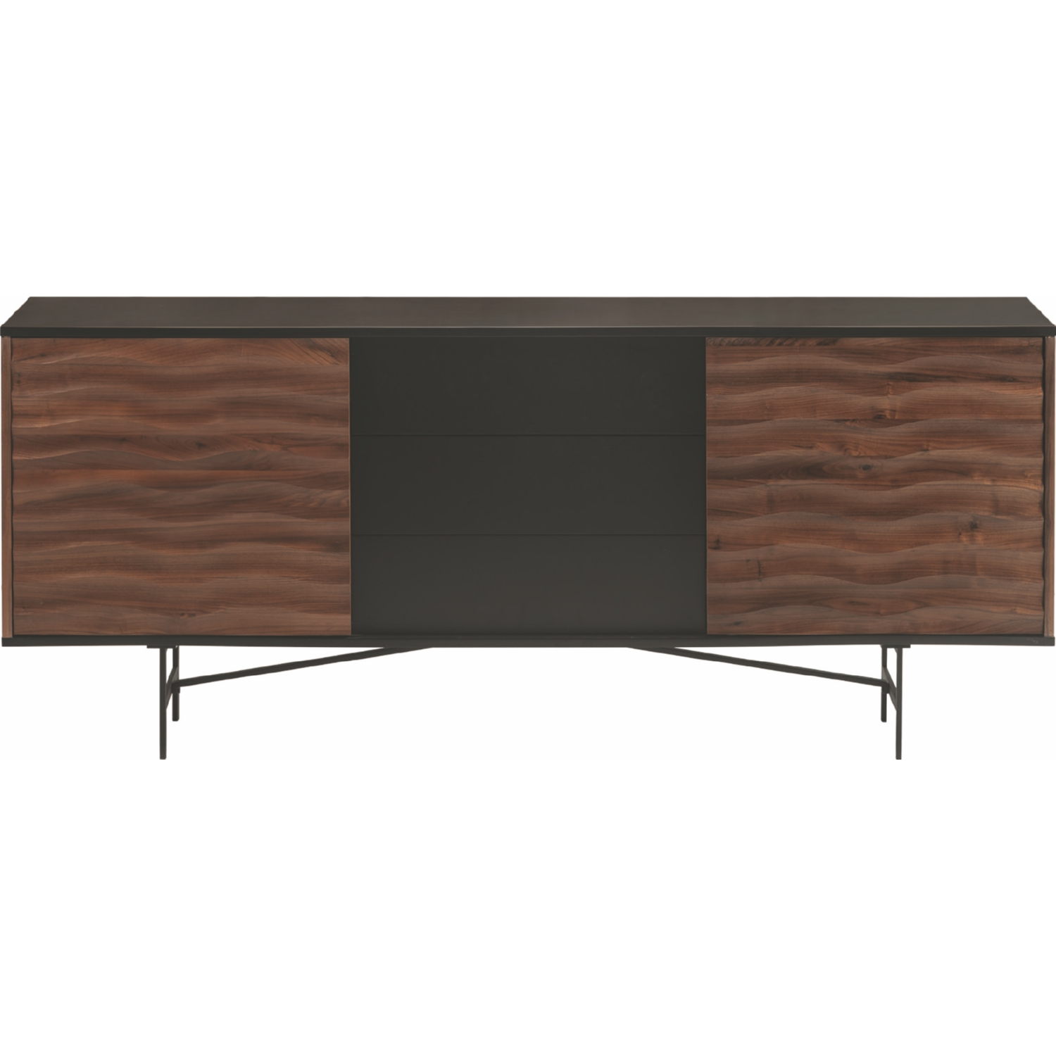 Nuevo Modern Furniture HGPM103 Swell Sideboard Cabinet in in ...