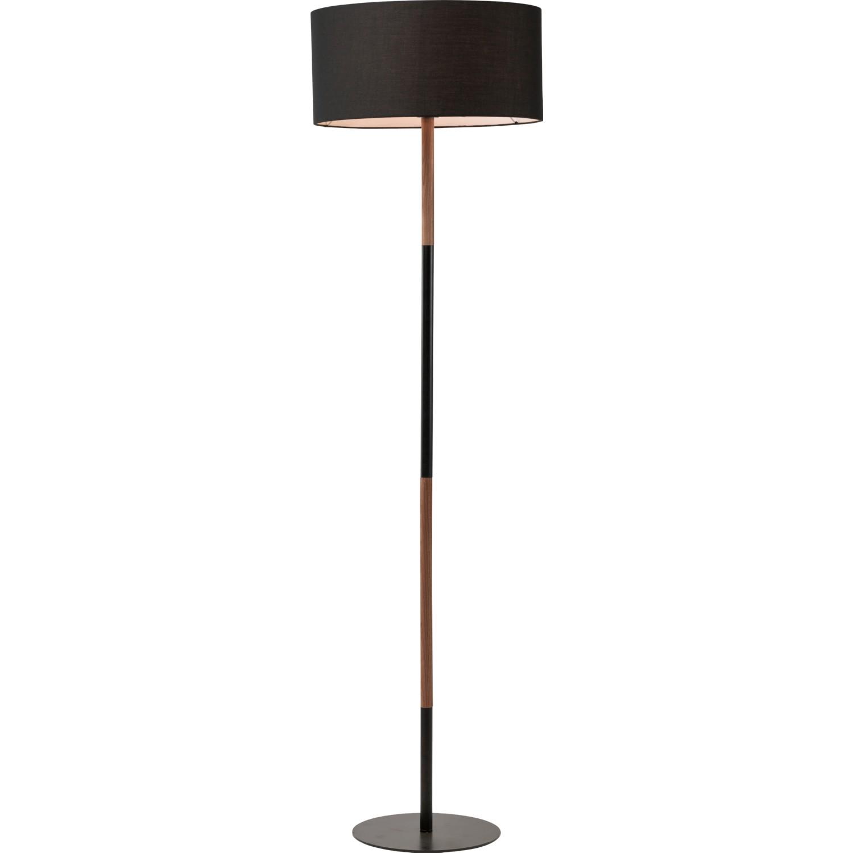 Nuevo Modern Furniture HGSK145 Monroe Floor Lamp in Black Metal ...