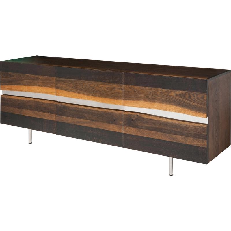 Nuevo modern furniture hgsr sorrento quot door buffet