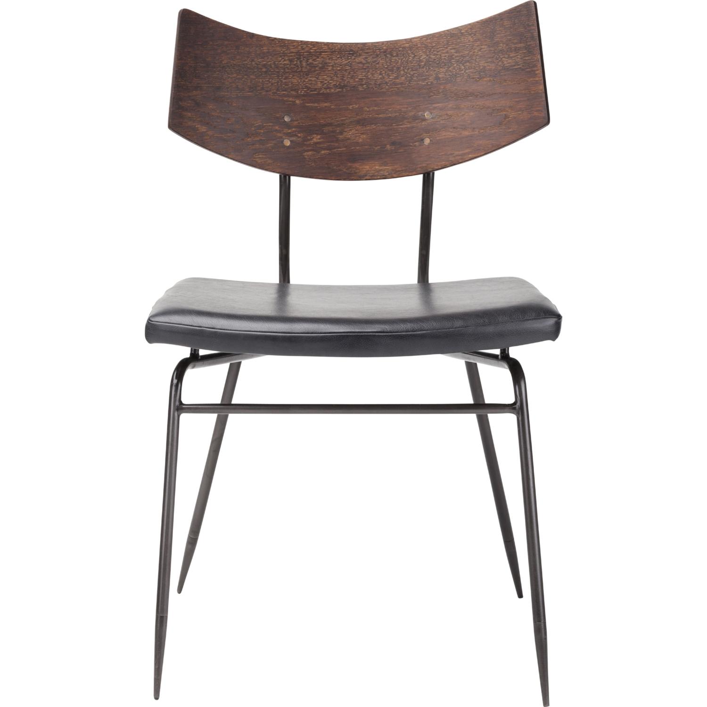 Nuevo Modern Furniture HGSR563 Soli Dining Chair w Seared Oak