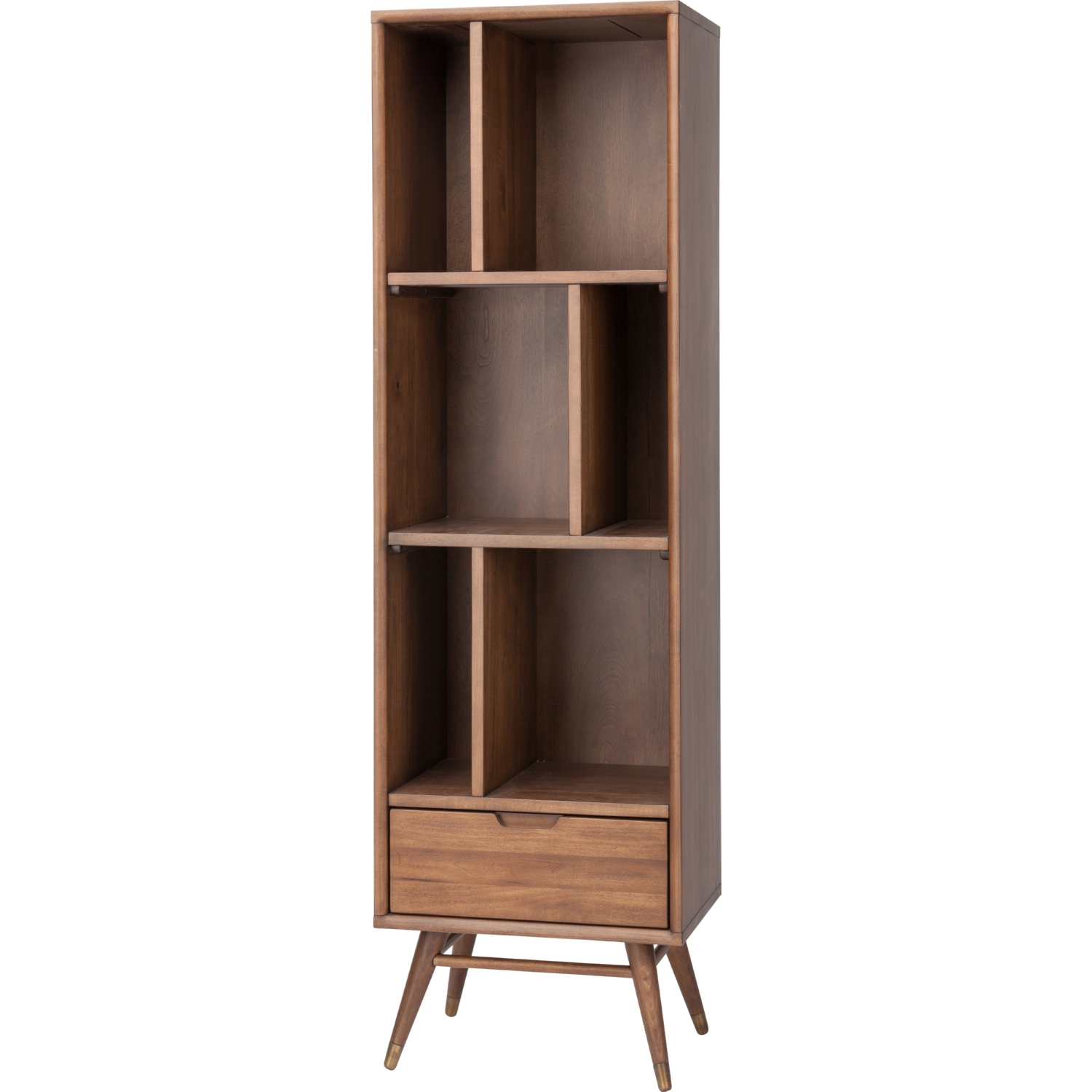 Nuevo Modern Furniture Hgst118 Baas Small Bookcase In