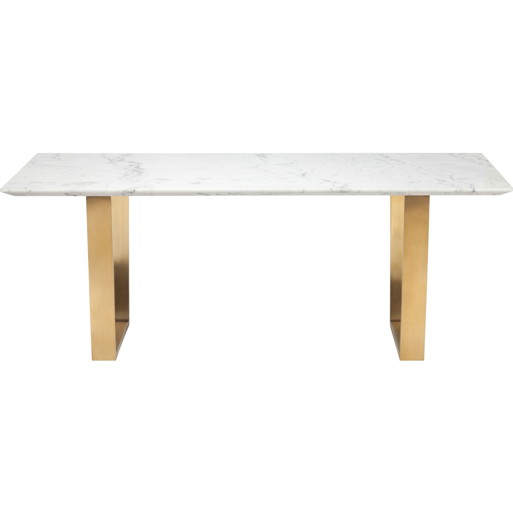 White marble dining table dining new dining table set white dining table in white marble top - White marble dining tables ...