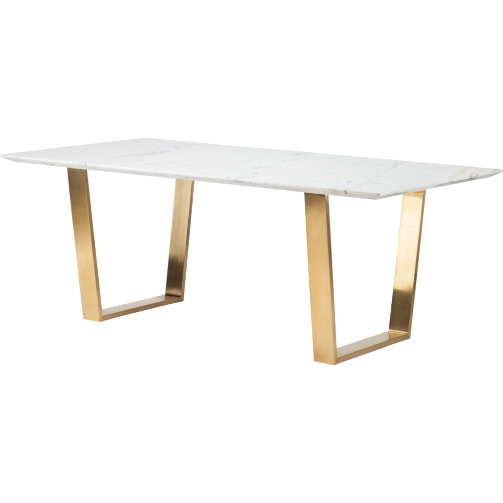 Nuevo Modern Furniture HGSX139 Catrine Dining Table W