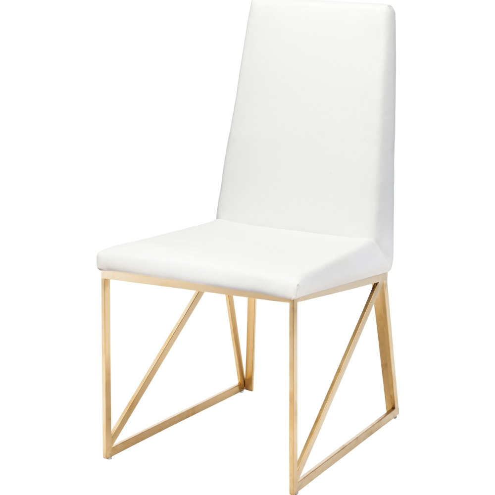 Nuevo Modern Furniture Hgtb316 Caprice Dining Chair In