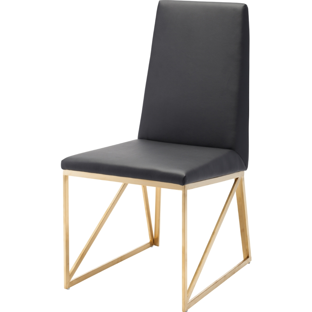 Nuevo Modern Furniture Hgtb317 Caprice Dining Chair In