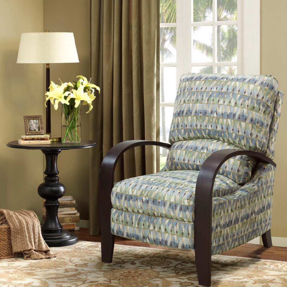 Madison Park 258250059 Archdale Recliner Chair In Rave