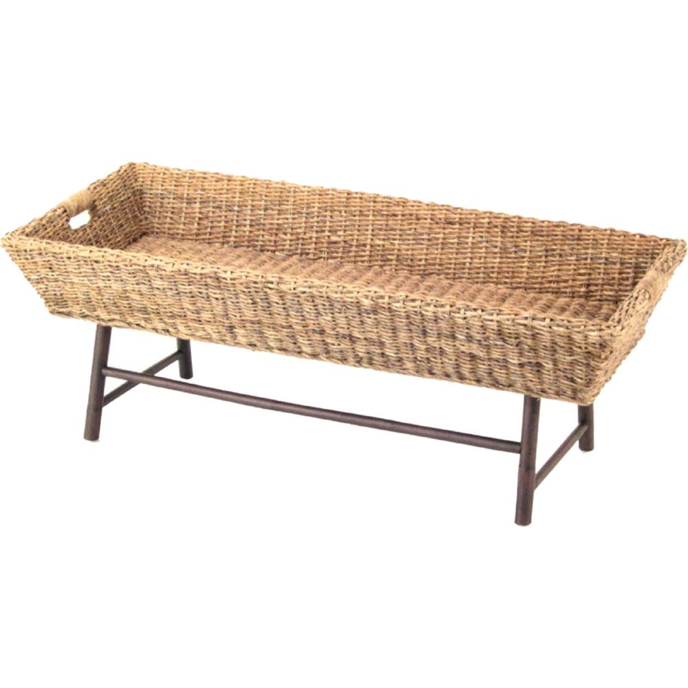 Padma 39 S Plantation Bct05 Basket Coffee Table