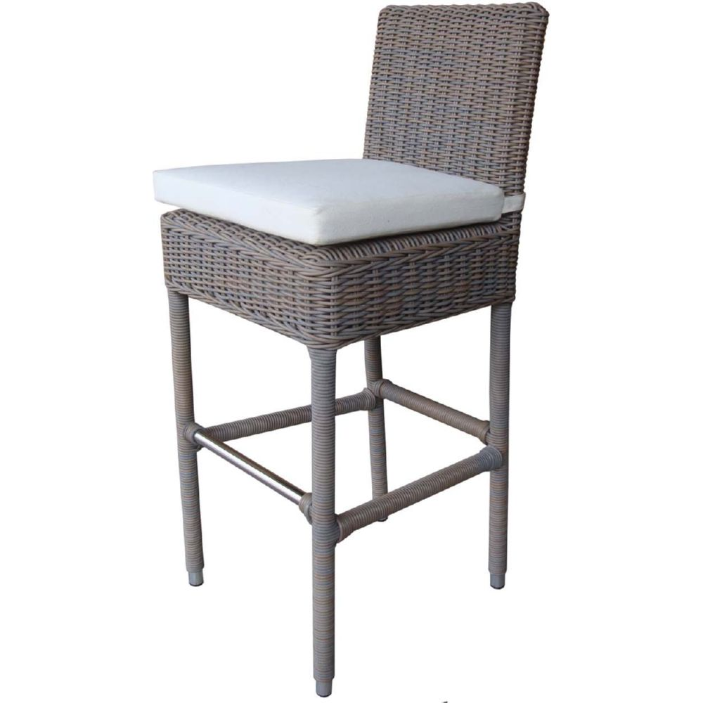 Padma S Plantation Ol Boc14 Eco Outdoor Boca Bar Stool In